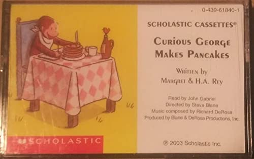 9780439618403: Curious George Makes Pancakes