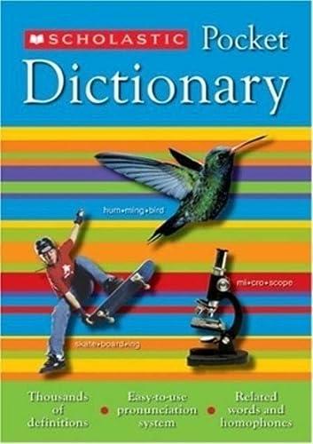 Scholastic Pocket Dictionary: Usborne