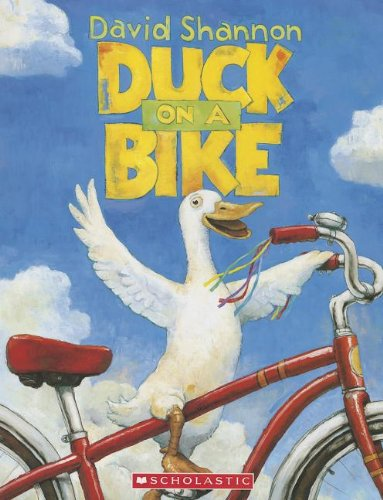 9780439622776: Duck on a Bike