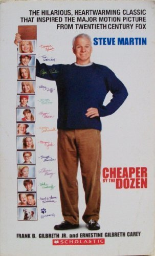 9780439623797: Cheaper by the Dozen