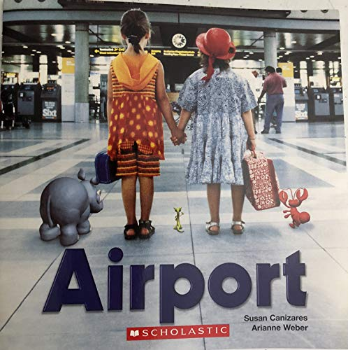 9780439624602: Airport (Place Book)