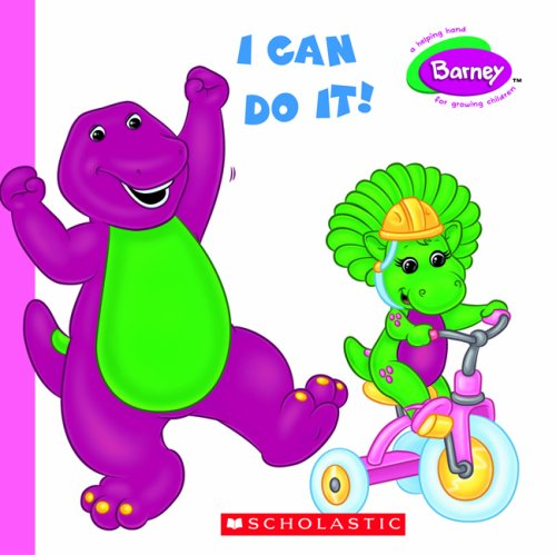 9780439624985: Barney: I Can Do It!