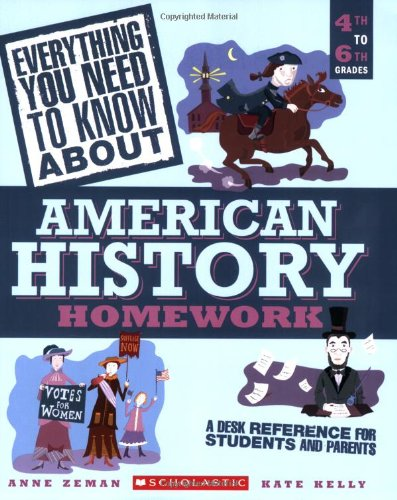 Everything You Need To Know About American History Homework: 4th To 6th Grades
