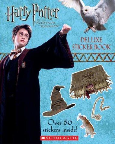 9780439625593: Deluxe Sticker Book (Harry Potter)