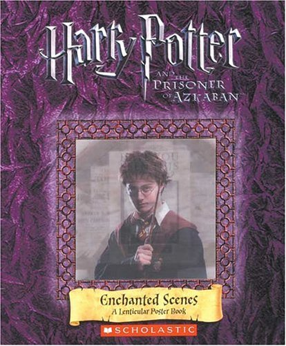 9780439625623: Harry Potter and the Prisoner of Azkaban Lenticular Book
