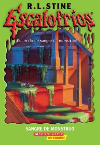 9780439626293: Escalofrios: Monster Blood (sp) (Goosebumps)