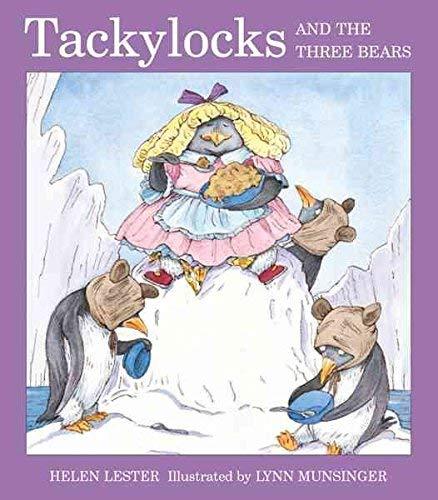9780439627542: Tackylocks and the Three Bears