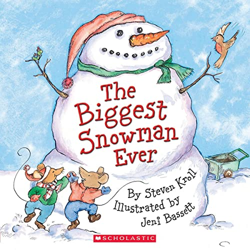 9780439627689: The Biggest Snowman Ever