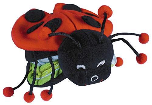 9780439627702: Lucky Ladybug (Pull-The-Tab Cloth Books)