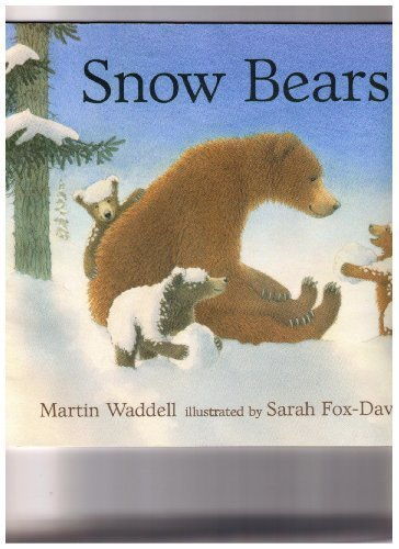 9780439627863: Snow Bears