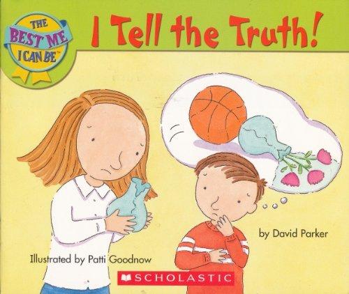 9780439628082: I Tell the Truth!