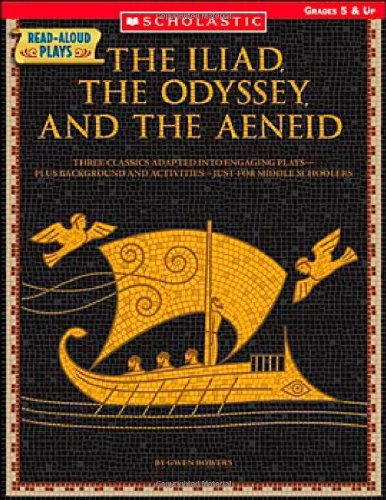 what is the iliad and the odyssey