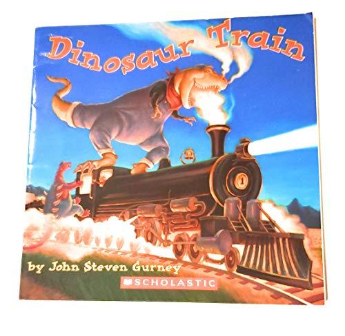 Dinosaur Train (043963105X) by John Steven Gurney