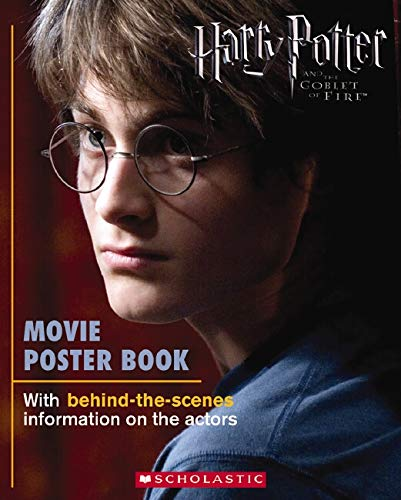 9780439632980: Harry Potter And The Goblet of Fire: Poster Book