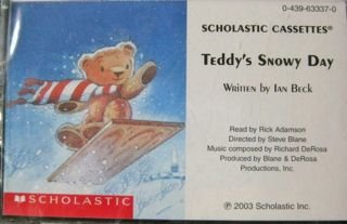 Teddy's Snowy Day (0439633370) by Ian Beck