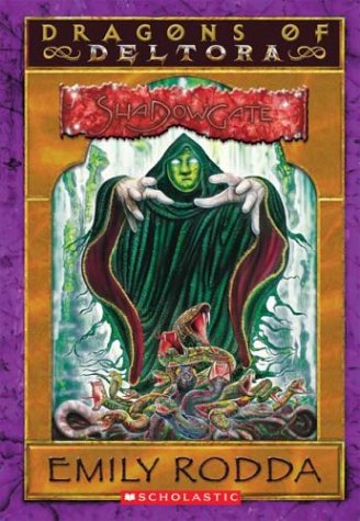 9780439633741: Shadowgate (Dragons of Deltora, No. 2)