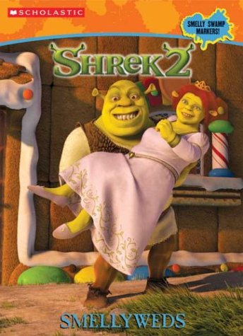 9780439634021 smellyweds with pens pencils shrek 2 scholastic