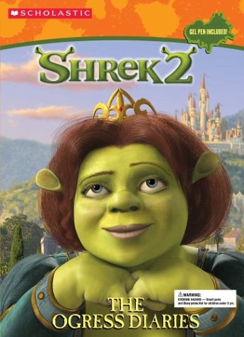 9780439634038: Shrek 2 (The Orgress Diaries)