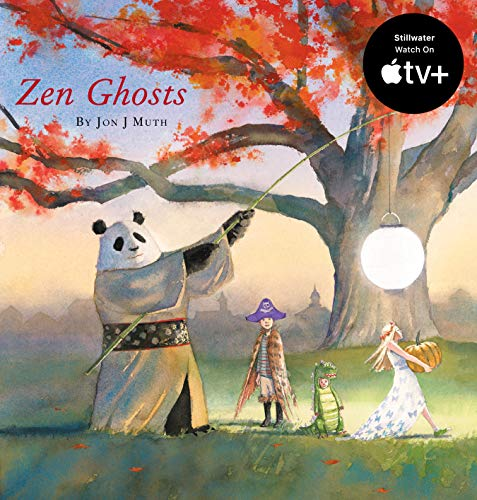 9780439634304: Zen Ghosts