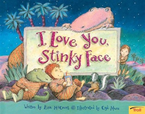 9780439635714: I Love You, Stinky Face