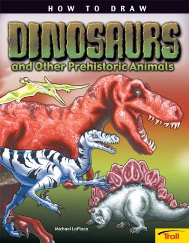 9780439635783: How To Draw Dinosaurs