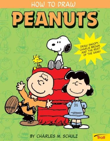 How To Draw Peanuts: Schulz, Charles M.