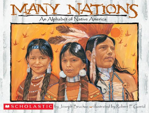 9780439635905: Many Nations: An Alphabet of Native America