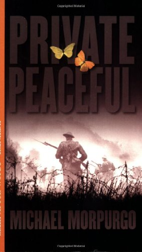 Private Peaceful (After Words): Morpurgo, Michael