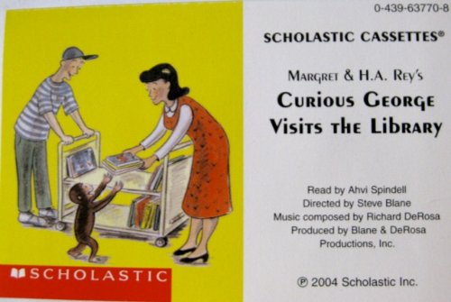 9780439637701: Curious George Visits the Library