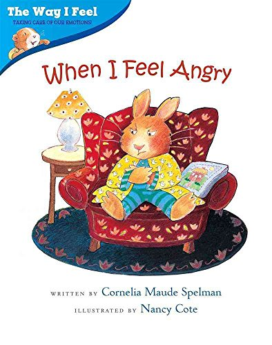 9780439637725: When I Feel Angry (The Way I Feel Books)
