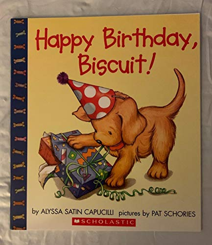 9780439637732: Happy Birthday, Biscuit!