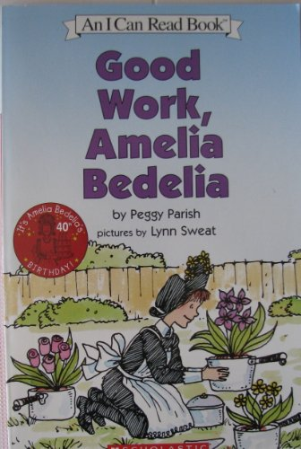 9780439637770: Good Work, Amelia Bedelia