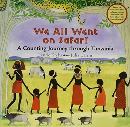 9780439638265: We All Went on Safari: A Counting Journey through Tanzania (in English and Swahili)