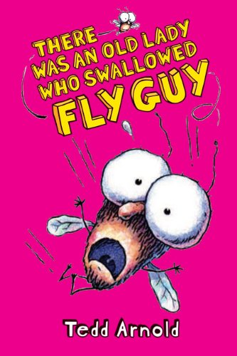 9780439639064: There Was an Old Lady Who Swallowed Fly Guy