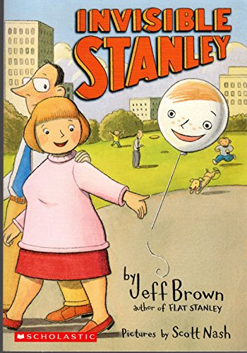 9780439639248: Invisible Stanley Edition: Reprint