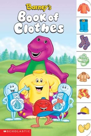 9780439639811: Barney's Book Of Clothes