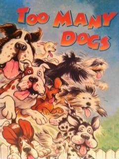 9780439639880: Too Many Dogs