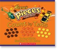 9780439639903: Reese's Pieces Count by Tens