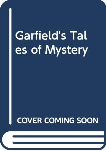 9780439639996: Garfield's Tales of Mystery