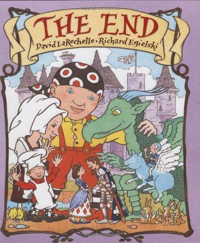 End, The (Signed): LaRochelle, Mr. David