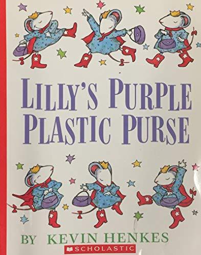 9780439642873: LILLY'S PURPLE PLASTIC PURSE