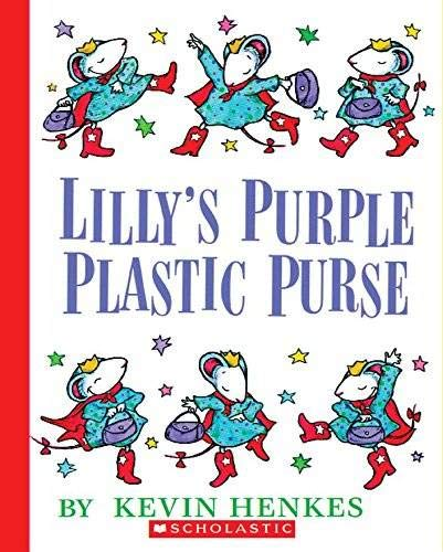 9780439642873: Lilly's Purple Plastic Purse