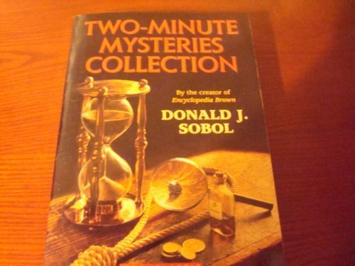 9780439643832: Two-Minute Mysteries Collection
