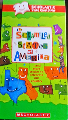 9780439643887: Scrambled States of America & More Stories to Celebrate [VHS]