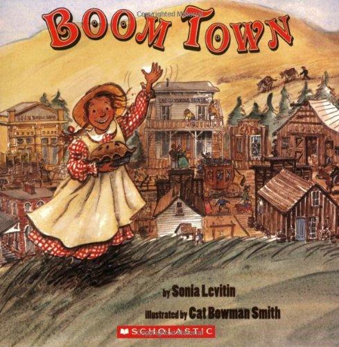 9780439643948: Boom Town