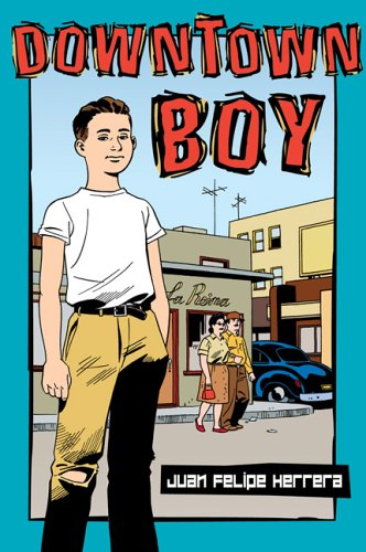 9780439644891: Downtown Boy (Tomas Rivera Mexican-American Children's Book Award (Awards))