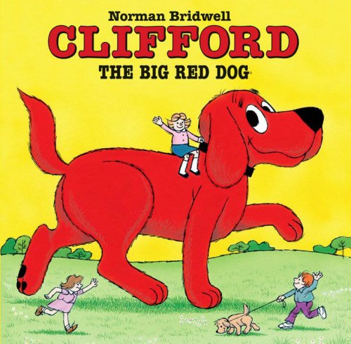 9780439644914: Clifford The Big Red Dog