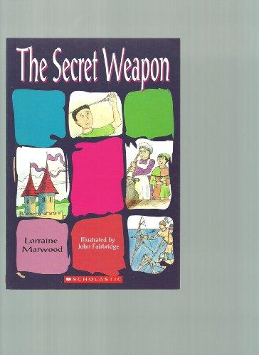 The Secret Weapon (Momentum): Lorraine Marwood
