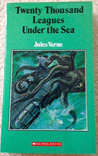 9780439649322: Twenty Thousand Leagues Under the Sea Edition: reprint