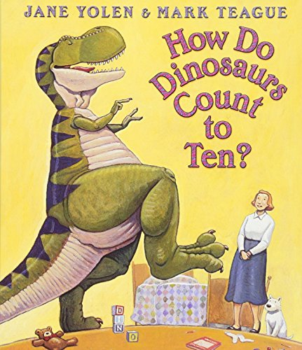 How Do Dinosaurs Count To Ten? (board Books)